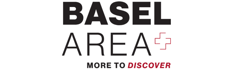 Basel Area English logo