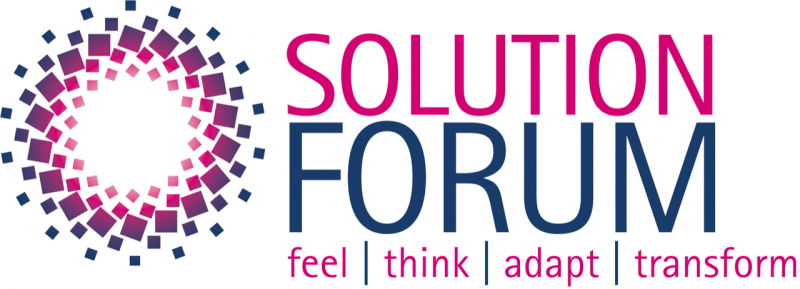 Solution Forum English logo