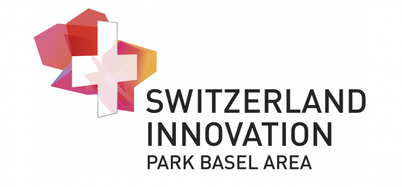 Switzerland Innovation Park Basel Area English logo